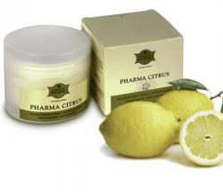 Восстанавливающая питательная маска для волос Pharma Citrus от Green Pharma