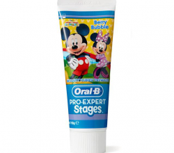 Детская зубная паста Pro-Epert Stages от Oral-B