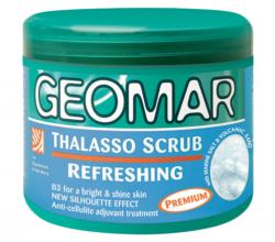 Талассо скраб освежающий от Geomar