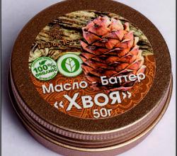 """Масло-баттер """"Хвоя"""" от Дары Лета"""
