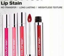 "Жидкая помада для губ ""Kiss Proof Lip Stain"" (оттенок № 006 Mauve Dusk) от Colorbar"