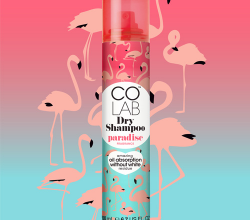 Сухой шампунь Colab Paradise от Colab