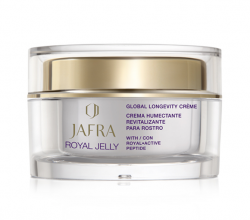 Оживляющий крем для лица Global Longevity Creme из серии Royal Jelly от Jafra