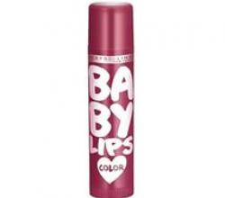 Бальзам для губ Baby Lips (оттенок Tropical Punch) от Maybelline