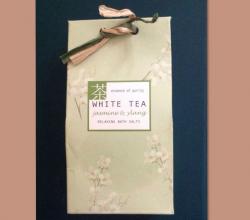 Соль для ванны Jasmine and Ylang Tea Bath Salt от White Tea