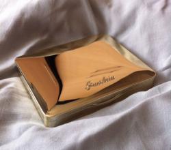 Палетка теней для век Ecrin 4 Couleurs (оттенок № 06 Les Fumes) от Guerlain