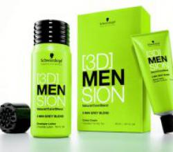 Краситель для волос 3D MEN SION от Schwarzkopf Professional