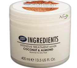 Маска для волос Coconut & Almond от Boots Ingredients