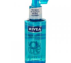 """Спрей для волос Hair Care """"Эффектный объем"""" для объема у корней экстрасильная фиксация от Nivea"""