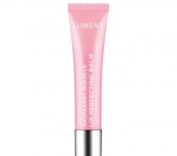 Блеск-бальзам для губ Raspberry Miracle Lip Perfecting Balm (оттенок № 3 Scent of Garden Tuoksutarha) от Lumene