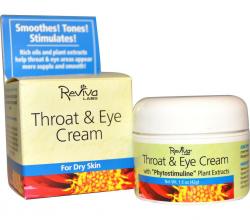 Крем для кожи шеи и кожи вокруг глаз от Reviva Labs