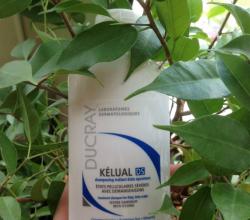 Шампунь против тяжелой перхоти Kelual DS от Ducray