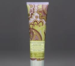 Бальзам для ног восстанавливающий для ухода за сухой, потрескавшейся кожей стоп от Liv Delano