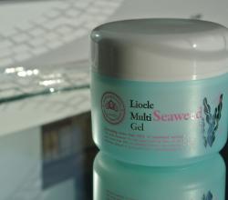 Крем-гель с морскими минералами Multi Seaweed Gel от Lieole