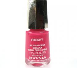 Лак для ногтей Freshy (оттенок № 261) от Mavala