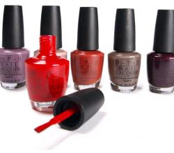 Лаки для ногтей Nail Lacquer от OPI