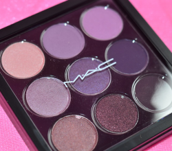 Тени для век Eye Shadow x 9: (оттенок Purple Times Nine) от MAC