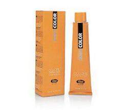 Прозрачная краска для волос от Lisap