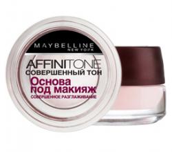"""Праймер """"Совершенный тон"""" Affinitone primer от Maybelline"""