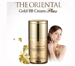 Тональный крем The Oriental Gold Plus BB Cream от Skin79