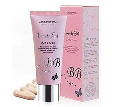 BB крем «Lovely Girl BB Cream» от Skin79