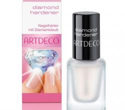 Укрепляющий лак для ногтей Diamond hardener от Artdeco