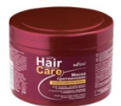 Протеиновая маска для тонких, ослабленных и поврежденных волос PROF B\V от Bielita