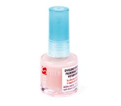 """Укрепляющая ногти основа под цветной лак """"Крепкие как сталь ногти"""" от Nail System"""
