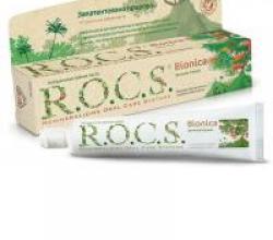 Натуральная зубная паста Bionica от R.O.C.S