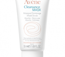 Маска для глубокого очищения лица для жирной и проблемной кожи Cleanance Mask от Avene