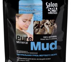 Грязь Мертвого моря (из серии Salon Spa collection) от Эльфа laboratory