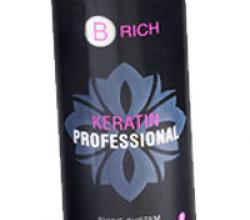 Кондиционер для волос B-Rich Keratin Professional Сияние и блеск от Первое решение