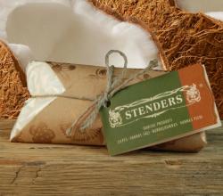Ванильно-кокосовое молочко для ванны от Stenders