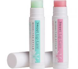 Бальзам для губ The Style Sweet Lip Care SPF 13 (оттенок Peach) от Missha