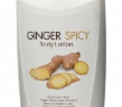 Лосьон для тела c имбирем Ginger Spicy от Easy SPA