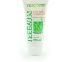 Бальзам-кондиционер с маслом чайного дерева против выпадения волос Teebaum от Belkosmex