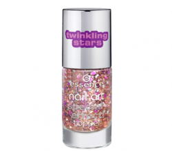Топ покрытие Nail art special effect (оттенок № 21 Get the party started) от Essence