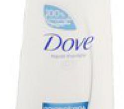 """Шампунь для нормальных волос """"Основной уход"""" из серии repair therapy от Dove"""