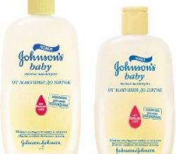 "Пенка-шампунь ""От макушки до пяток"" от Johnson's Baby"