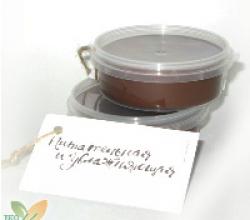 """Шоколадная маска  для тела """"Питательная и увлажняющая"""" от Мыловаров"""