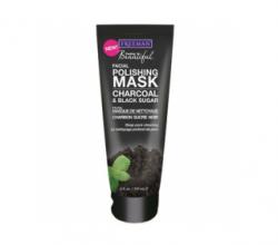 """Полирующая маска для лица """"Активированный уголь и черный сахар"""" от Freeman"""