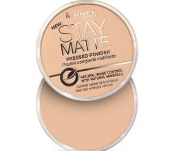 Компактная пудра Stay Matte (оттенок № 004) от Rimmel