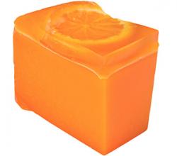 """Мыло туалетное """"Апельсиновое желе"""" от Lush"""