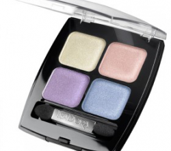 Тени для век Eye Shadow Quartet - matte & glittering (оттенок № 62 Rainbow Pearls) от IsaDora