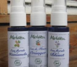 Набор Цветочные воды для лица от Melvita