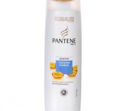 """Шампунь для нормальных волос """"Питание и блеск"""" от Pantene Pro-V"""