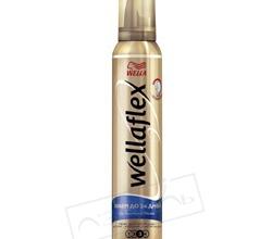 """Мусс для укладки волос """"Wellaflex Объем до 2-х дней"""" экстрасильной фиксации от Wella"""