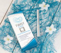 Гель для отбеливания зубов Twist Shine от Twist Cosmetics