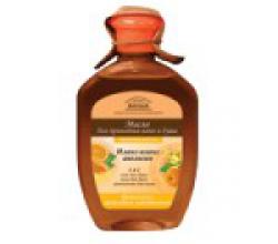 """Масло для ванны и душа """"Иланг-иланг и апельсин"""" от Зеленая аптека"""