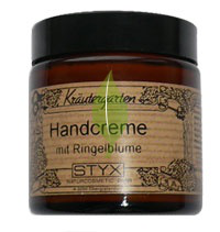 Регенерирующий крем для рук с календулой от Styx